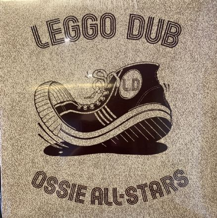 Ossie All-Stars - Leggo Dub (North Parade / VP) LP